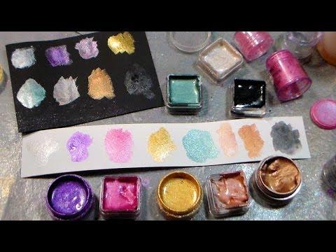Diy Metallic Paint Youtube