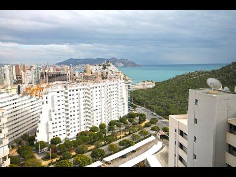 Недвижимость в испании в бенидорме от банка