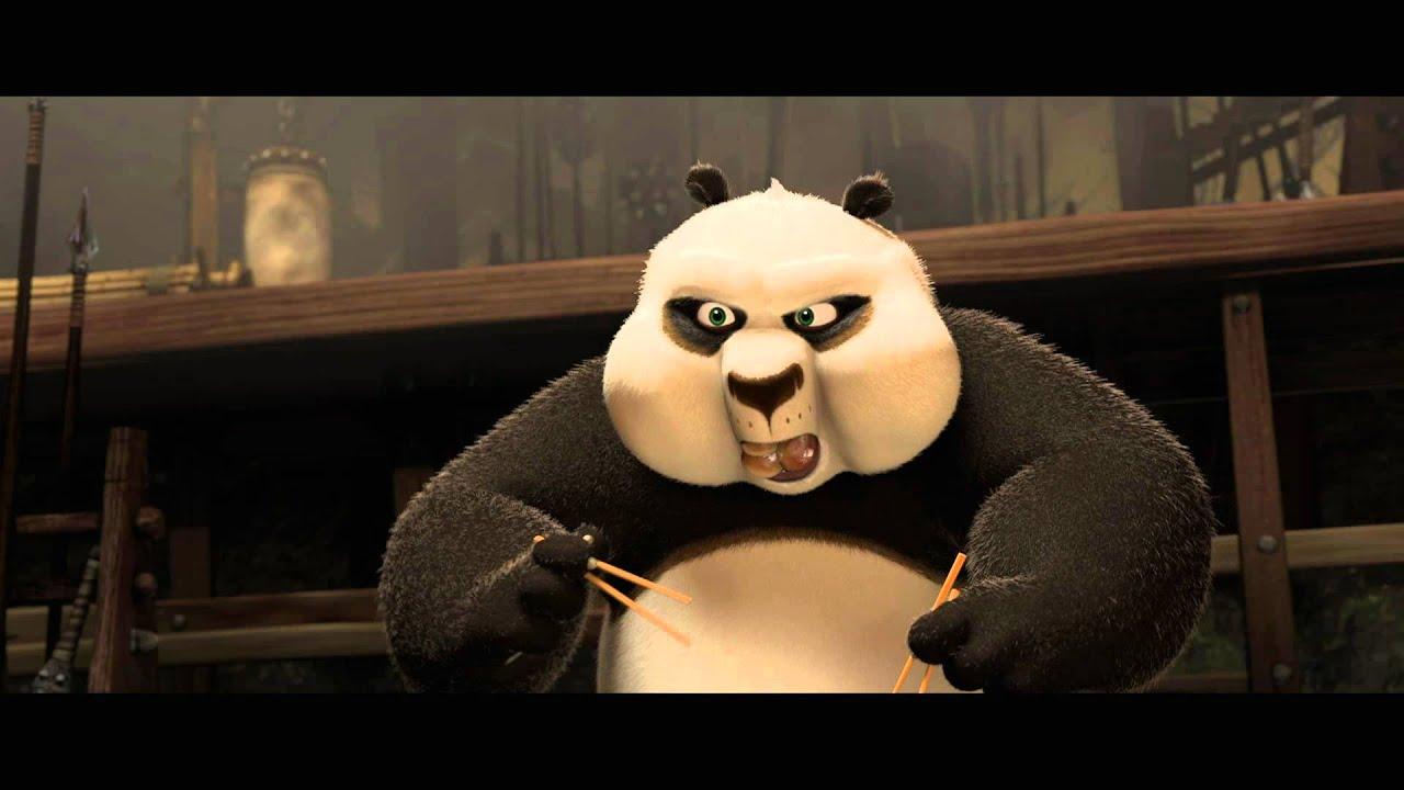 "Kung Fu Panda Eating ""Dumpling Warrior..."