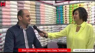 Bilal Cindemir, Menekşe Havlu Satış Temsilcisi