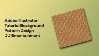 Adobe Illustrator Background Pattern Design Tutorial - JJ Entertainment