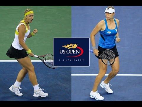 [HL] Vera Zvonareva v. Sabine Lisicki 2011 Us Open [R4]