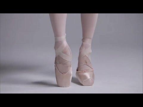 Nutcracker ballerinas' most important accessory: Pointe shoes