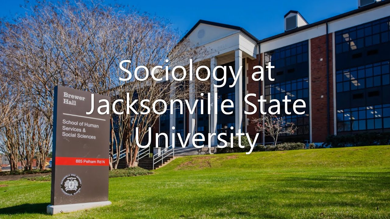 Sociology at JSU