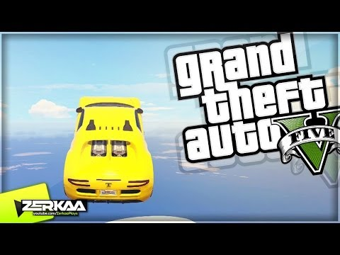 Gta 5 Online Funny Moments | flying Cars | E157 (gta V) video