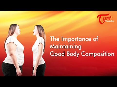 the importance of minimizing body fat