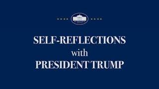 Candidate Donald Trump Attacks President Donald Trump