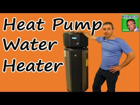 Heat Pump Hot Water Heater
