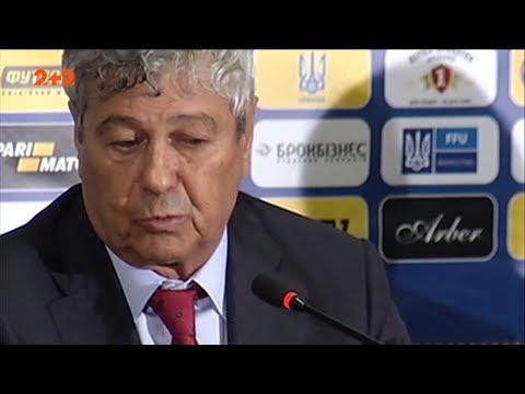 Мірча Луческу відповів, хто винен в програші його команди збірній України