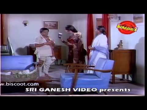 Mankuthimma  Kannada Movie Dialogue Scene Chitra And Dwarakish video