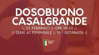 Serie A1F [15^]: Dossobuono - Casalgrande 18-27