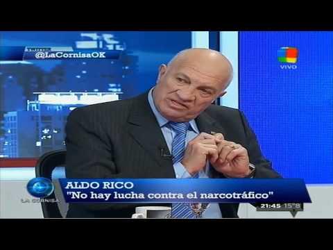 """Aldo Rico: """"Nuestra frontera es de papel"""""""