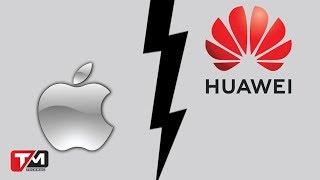 """Vì sao Huawei có thể """"vượt mặt"""" Apple?"""