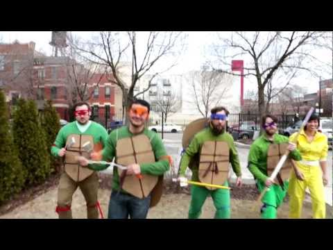 Design a Teenage Mutant Ninja Turtles Tee!