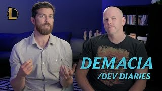 Reintroducing Demacia | /dev diary - League of Legends