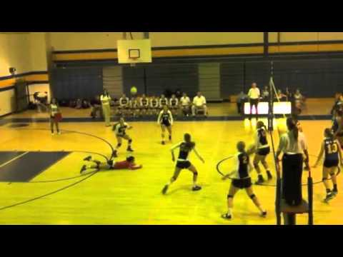 Lauren Summa 2012 Sr. Year Padua Academy Volleyball Highlight Film