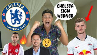 Timo Werner Agrees to JOIN CHELSEA FC || Where Timo Werner Fits At CHELSEA FC?