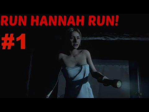 Until Dawn PS4 Gameplay Walkthrough Part 1 - RUN HANNAH RUN! thumbnail