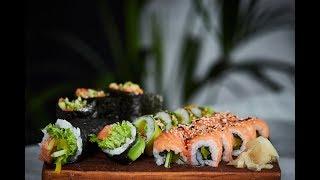 Japonia: Sushi (gunkan maki i tamaki) 🍣🍙