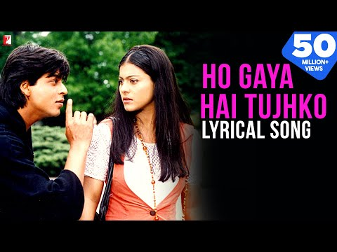 Ho Gaya Hai Tujhko Toh Pyar Sajna - Song with Lyrics - Dilwale...