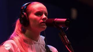 """Charlotte Day Wilson Performing """"Nothing New"""" Live on KCRW"""