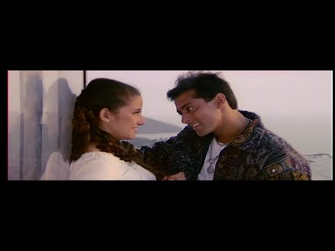 Manisha Koirala and Salman Khan Express their Feelings (Khamoshi...