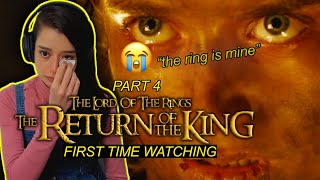 Play this video SO EMOTIONAL! FIRST TIME WATCHING LORD OF THE RINGS RETURN OF THE KING 44 Reaction amp Review