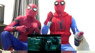 Deadpool 2 Final Trailer REACTION by Homecoming Spiderman