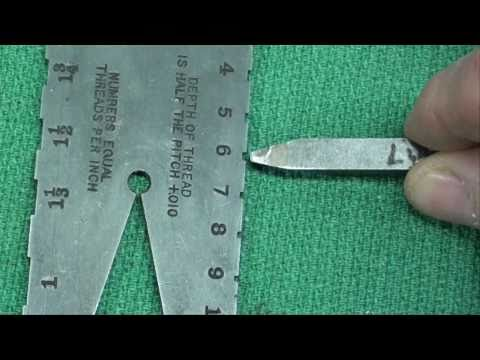 MACHINE SHOP TIPS #24 Acme Threading Part 1 tubalcain