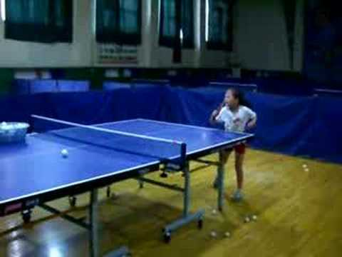2020 Olympic PingPong Champion Episode 1