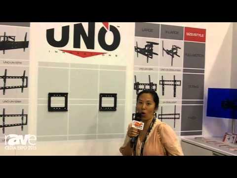 CEDIA 2015: Sumar Features Simple UNO Wall Mount and uBrite LED Bulbs