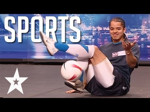 5 Awesome Sport Auditions Around The World | Got Talent Global