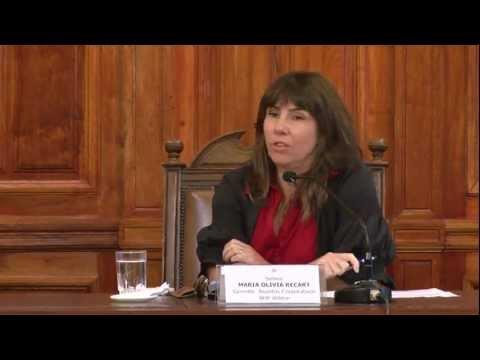 María Olivia Recart, Gerente Asuntos Corporativos BHP Billiton