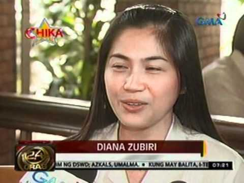 Diana zubiri liberated
