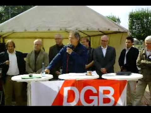 DGB - Informationsveranstalltung zur Kommunalwahl 2011 in Nordenham
