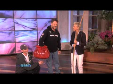 Russell Crowe's Big Surprise!