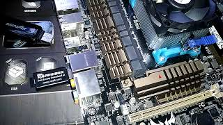ASUS motherboard cpu and dram troubleshooting 990fx sabertooth R2.0