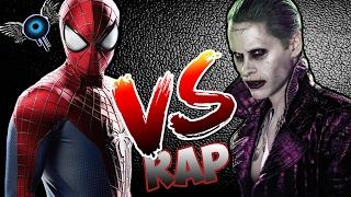 JOKER VS SPIDERMAN RAP - IVANGEL MUSIC | ÉPICA BATALLA DE RAP
