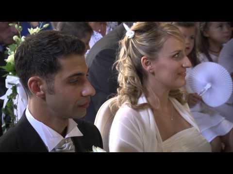 video matrimonio Valentina e Giuseppe – 29 giugno 2013 – Rosmari Vallino a Casarile (pv)