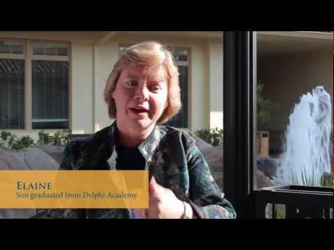 Delphi Academy Parent Testimonial: Elaine