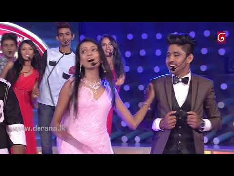 Dream Star Season 07 | Final 20 ( 02nd Group ) Group Song ( 02-09-2017 )