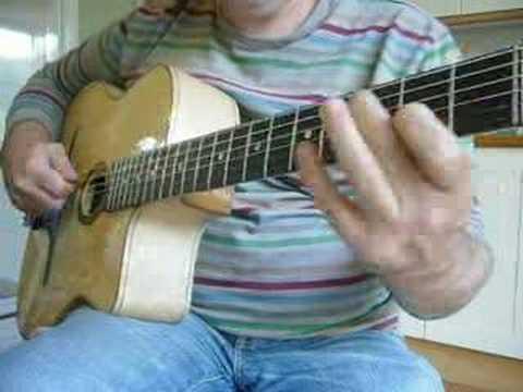 Django Reinhardt - Improvisation #3 Pt.1