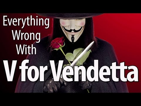 Everything Wrong With V For Vendetta