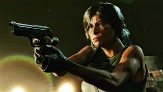 SHADOW OF THE TOMB RAIDER - E3 2018 New Gameplay Demo