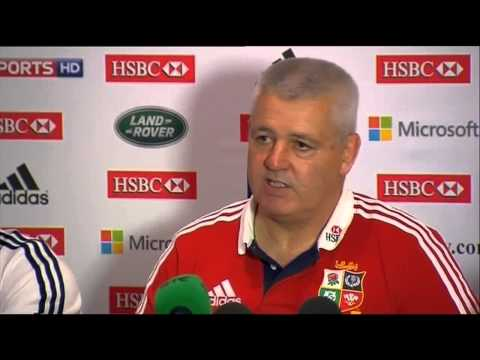 Warren Gatland: 'Lions need more preparation ahead of 2017 All Blacks campaign'