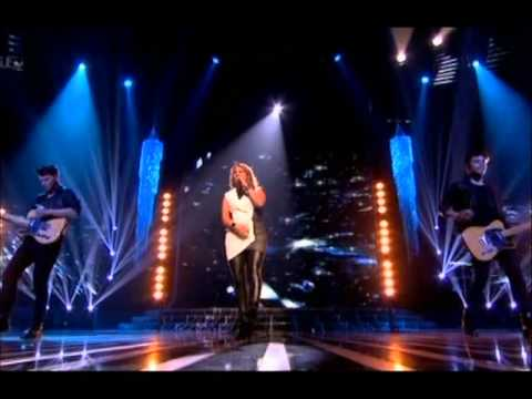 SAM BAILEY - X FACTOR 2013 SEMI FINAL - BEYONCE  IF I WERE A BOY