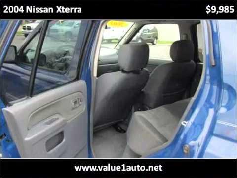 2004 Nissan Xterra Used Cars Wyoming MI