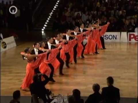 Standard in Formation - German Championships