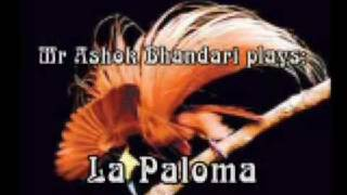 La Paloma on harmonica - Mr Ashok Bhandari