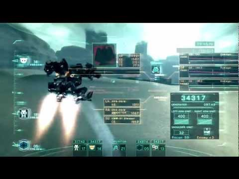 Armored Core V - God vs Irrelephancy (Off) [#ACV]